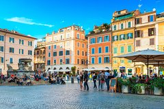 Trastevere & Jewish District Walking Tour