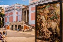Imagen Madrid's Prado Museum and El Retiro Park Guided Tour