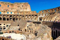 Colosseum Express Arena Floor Tour