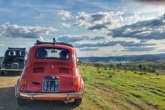 500 Vintage Tour: Chianti Roads Experience with Lunch from Florence