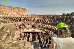 Colosseum Arena Tour with Roman Forum and Palatine Hill (3 hours)
