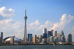 Excursión en autobús con paradas libres por Toronto