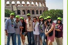 skip the line: Colosseum Express Tour, 1 hour