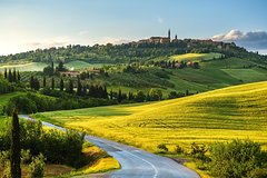 Private Montalcino and Montepulciano Tour from Siena