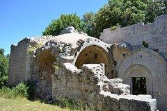 Private tour Mattinata Benedictine Abbey of Monte Sacro