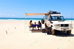 North Stradbroke Island 4WD Beach Safari - Gold Coast-Brisbane Pickup