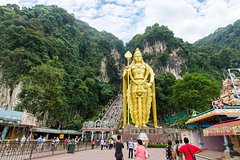 Imagen Batu Caves Waterfalls and Hot Springs Tour With Lunch