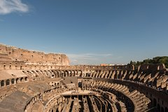 VIP Access Colosseum Top Tiers with Roman Forum and Palatine Hill