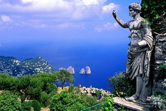 Capri walking tour for group up to 8ppl