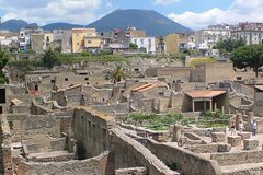 Herculaneum walking tour with Guides - skip the line for group up to 8ppl