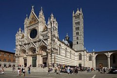 A full day in Siena and San Gimignano private tour from Rome