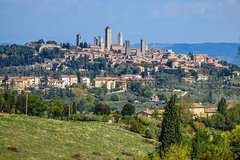 Tour to Siena and San Gimignano, a full day from Rome