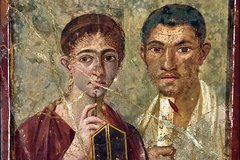 Transfer from Naples to Sorrento with 2hr Pompeii guided tour -skip the line