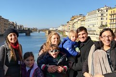 Highlights of Florence Private Treasure Hunt for Kids & Families with G