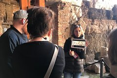 Restricted Areas Colosseum and Roman Forum Small Group Tour