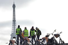 Imagen Paris Highlights Tour by Bike