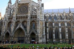 4 Hour Tour of Westminster Abbey and St Paul