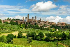 Highlights of Tuscany: Siena, San Gimignano, Chianti, and Pisa with Lunch in a Chianti Winery