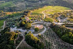 Luxury Montalcino wine tour