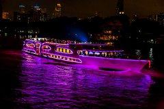 Bangkok Grand Pearl Dinner Cruise with Optional Transfer