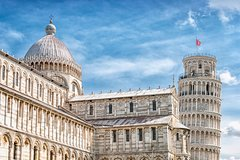 Pisa Guided Walking Tour in Miracoli Square