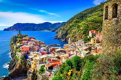 Best of Cinque Terre Day Trip with Typical Lunch