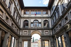Skip the Line: Uffizi and Accademia Galleries morning Small Group Tour