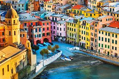 Cinque Terre Semi-Independent Tour by Bus from Florence