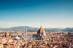 All Florence and Hills guided city tour with Accademia and Uffizi skip the