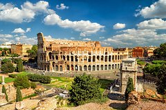Tour Colosseum, Roman Forum, Palatine Hill