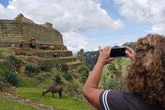 Imagen Excursión de día completo Ingapirca, Gualaceo y Chordeleg desde Cuenca