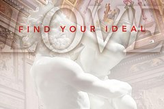 Your ideal LOVE in Borghese Gallery