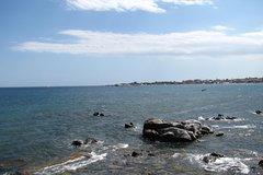 Sicily sea land