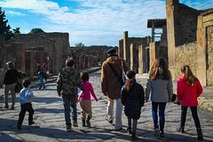 Private Tour: Pompeii Tour with Family Tour Option
