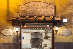 Pizza Making in Frascati and Wine Tasting in the Small Group by Train from Rome