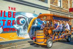 2 Hr - Public Individual Seat Tour & Drinks- Adelaide CBD
