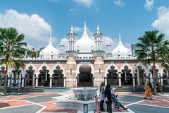 Imagen Guided Kuala Lumpur Harmony Tour With Vegetarian Lunch