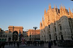 2.5-hours Milan guided walking tour