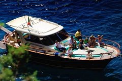Sorrento Coast and Capri Boat Experience from Sorrento