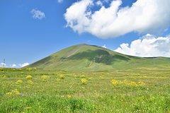 Climbing Mount Armaghan