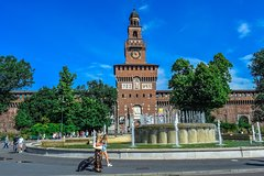 Sforza Castle guided experience