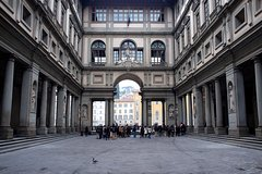 Private Florence Uffizi Gallery Guided Visit