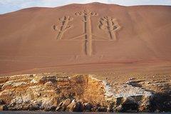 Imagen Full day: Ballestas, Nazca Lines & Huacachina Oasis