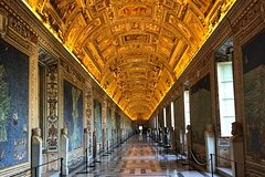 GOOD MORNING VATICAN- Early Entry of the Museums, Sistine Chapel and St.Peters
