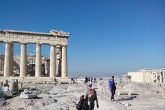 Essential Athens Highlights Full Day Private Tour by Luxury Vehicle