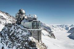 Salir de la ciudad,Actividades,Excursiones de un día,Actividades de aventura,Salidas a la naturaleza,Excursión a Jungfraujoch