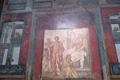 Pompeii, Vesuvius and Tasting for small groups