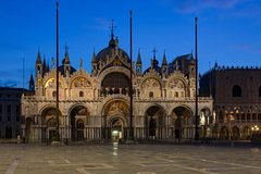 Saint Marks VIP Night Tour: Exclusive Access Small Group Tour