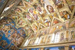 Skip-the-Line Group Tour of the Vatican, Sistine Chapel & St. Peters Ba