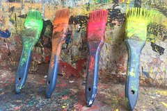 Experience Bazurto Market with Painting Lessons